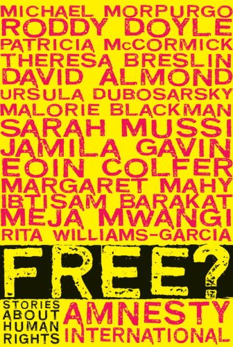 Free? Stories about Human Rights N/A edition cover