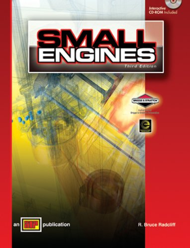 Small Engines  3rd 2009 edition cover