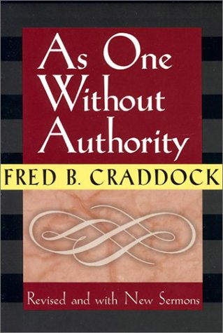 As One Without Authority  4th 2001 (Revised) edition cover