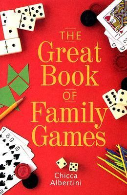 Great Book of Family Games  N/A 9781402725265 Front Cover