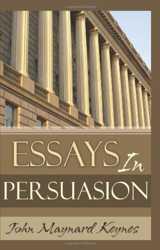 Essays in Persuasion  N/A edition cover