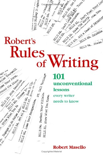 Robert's Rules of Writing   2005 edition cover