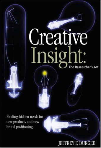 Creative Insight The Researcher's Art  2004 edition cover
