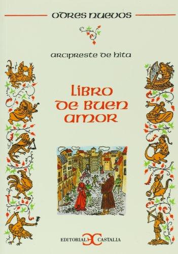 LIBRO DE BUEN AMOR (ODRES NUEV 1st edition cover