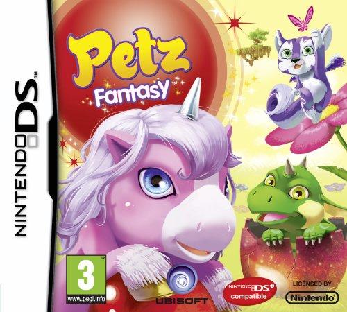 Petz Fantasy Nintendo DS artwork