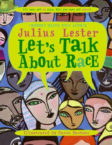 Let's Talk about Race  N/A edition cover