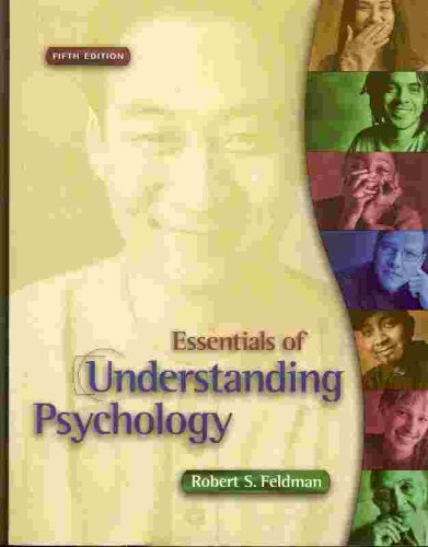 Understanding Psychology  5th 2003 edition cover