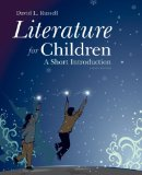 Literature for Children A Short Introduction 8th 2015 edition cover