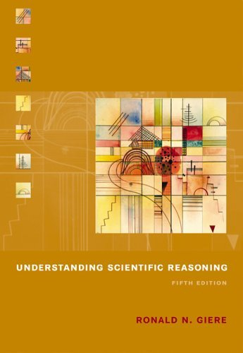 Understanding Scientific Reasoning  5th 2006 edition cover