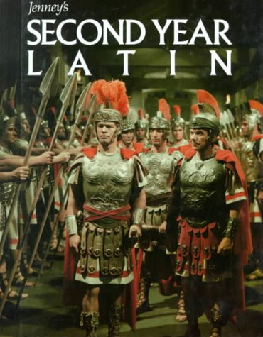 Second Year Latin   1987 edition cover