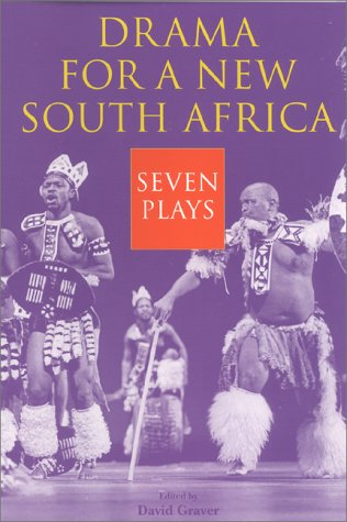 Drama for a New South Africa Seven Plays  1999 edition cover