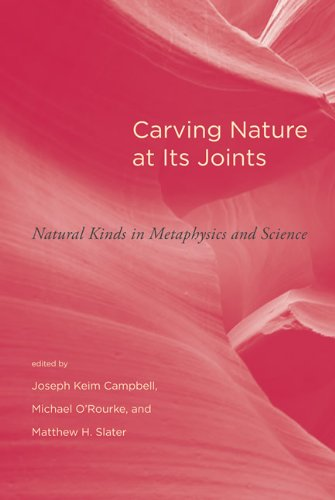 Carving Nature at Its Joints Natural Kinds in Metaphysics and Science  2011 9780262516266 Front Cover