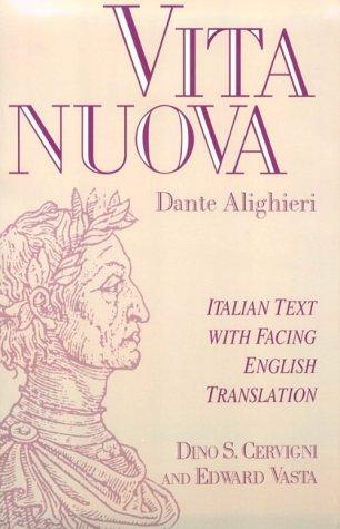 Vita Nuova  N/A edition cover