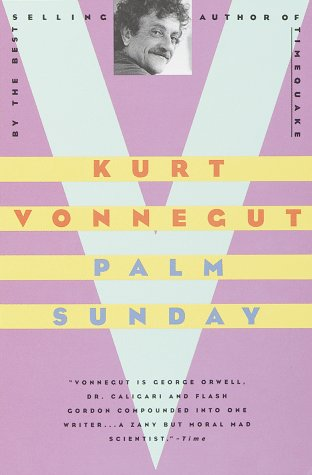 Palm Sunday An Autobiographical Collage  2006 edition cover