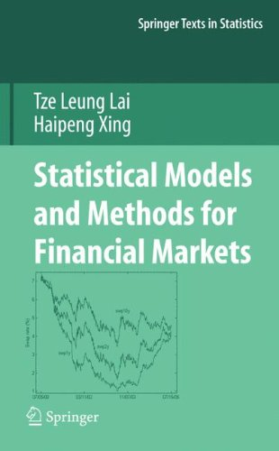 Statistical Models and Methods for Financial Markets   2008 edition cover
