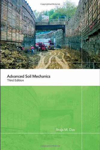 Advanced Soil Mechanics  3rd 2008 (Revised) edition cover