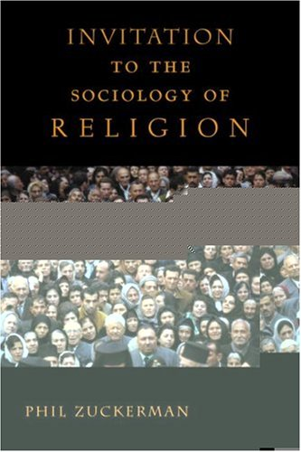 Invitation to Sociology of Religion  2nd 2004 edition cover