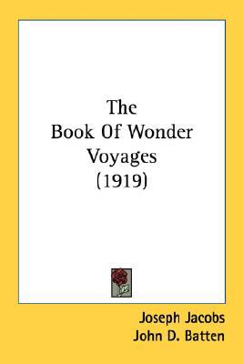 Book of Wonder Voyages  N/A 9780548630266 Front Cover
