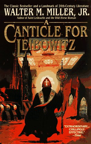 Canticle for Leibowitz  1976 (Reprint) edition cover