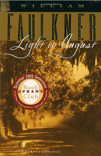 Light in August   1985 edition cover