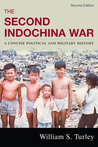 Second Indochina War A Concise Political and Military History 2nd 2009 (Revised) edition cover