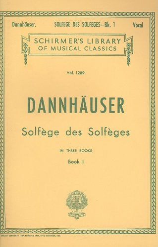 Solf�ge des Solf�ges  N/A edition cover