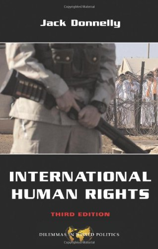 International Human Rights  3rd 2007 edition cover