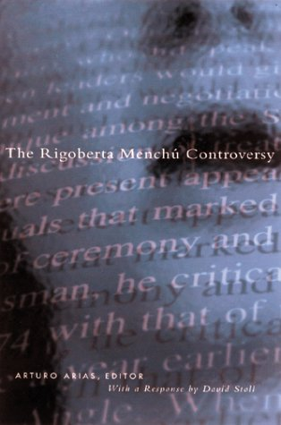 Rigoberta Menchu Controversy   2001 edition cover