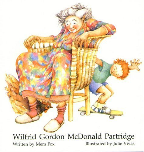 Wilfrid Gordon McDonald Partridge   1984 edition cover