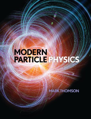 Modern Particle Physics   2013 edition cover