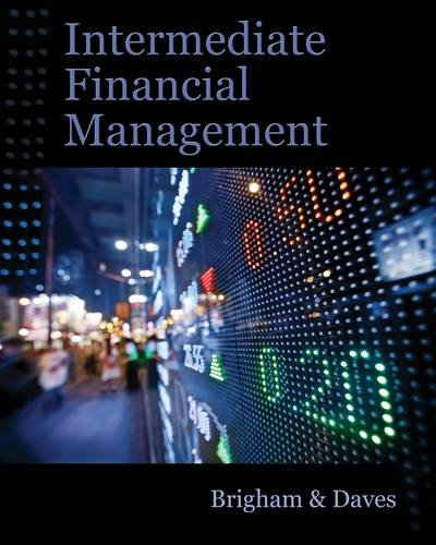 Intermediate Financial Management  11th 2013 9781111530266 Front Cover