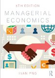 Managerial Economics, 5th Edition  5th 2016 (Revised) edition cover