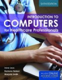 Introduction to Computers for Healthcare Professionals  6th 2014 edition cover