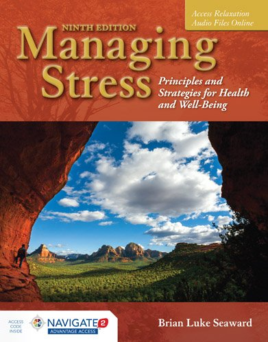 Managing Stress Principles and Strategies for Health and Well-Being  9th 2018 (Revised) 9781284126266 Front Cover