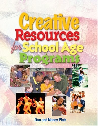 Creative Resources for School-Age Programs   2005 9781401837266 Front Cover