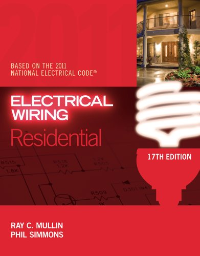 Electrical Wiring Residential  17th 2012 edition cover