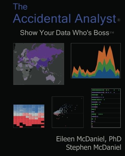 Accidental Analyst Show Your Data Who's Boss N/A edition cover