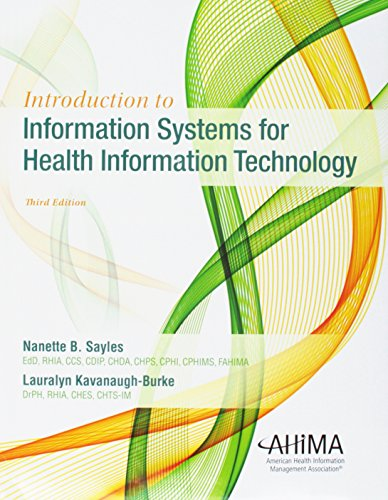 INTRO.TO COMPUTER SYSTEMS F/HEALTH...   N/A 9781584266266 Front Cover