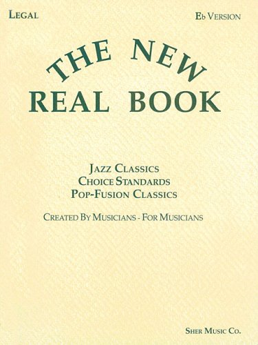 New Real Book - Volume 1 N/A edition cover