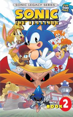 Sonic the Hedgehog: Legacy Vol. 2   2016 9781936975266 Front Cover