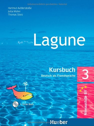 LAGUNE KURSBUCH 3-AUDIO CD N/A edition cover