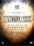 WWE WrestleMania: The Complete Anthology, Vol. I, 1985-1989 (WrestleMania I-V) System.Collections.Generic.List`1[System.String] artwork