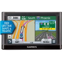 Garmin nüvi 55LMT GPS Navigators System with Spoken Turn-By-Turn Directions, Preloaded Maps and Speed Limit Displays (Lower 49 U.S. States) product image