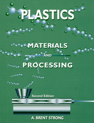 Plastics Materials and Processing 2nd 2000 edition cover