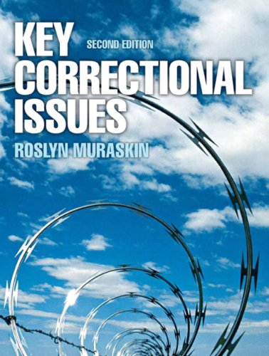 Key Correctional Issues  2nd 2010 edition cover