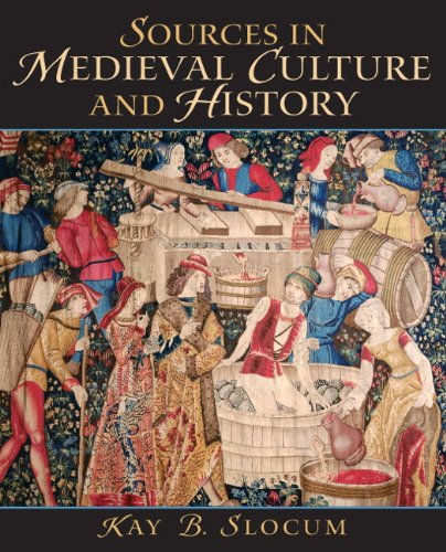 Sources in Medieval Culture and History   2011 9780136157267 Front Cover