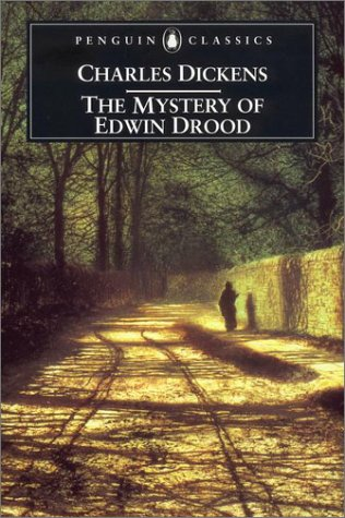 Mystery of Edwin Drood   2002 edition cover