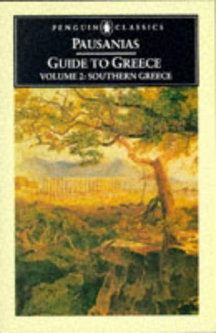 Guide to Greece Volume 2: Southern Greece 2nd 1979 (Revised) edition cover