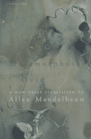 Metamorphoses of Ovid   1993 edition cover