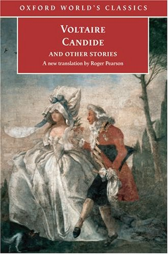 Candide and Other Stories  2nd 2006 (Revised) edition cover